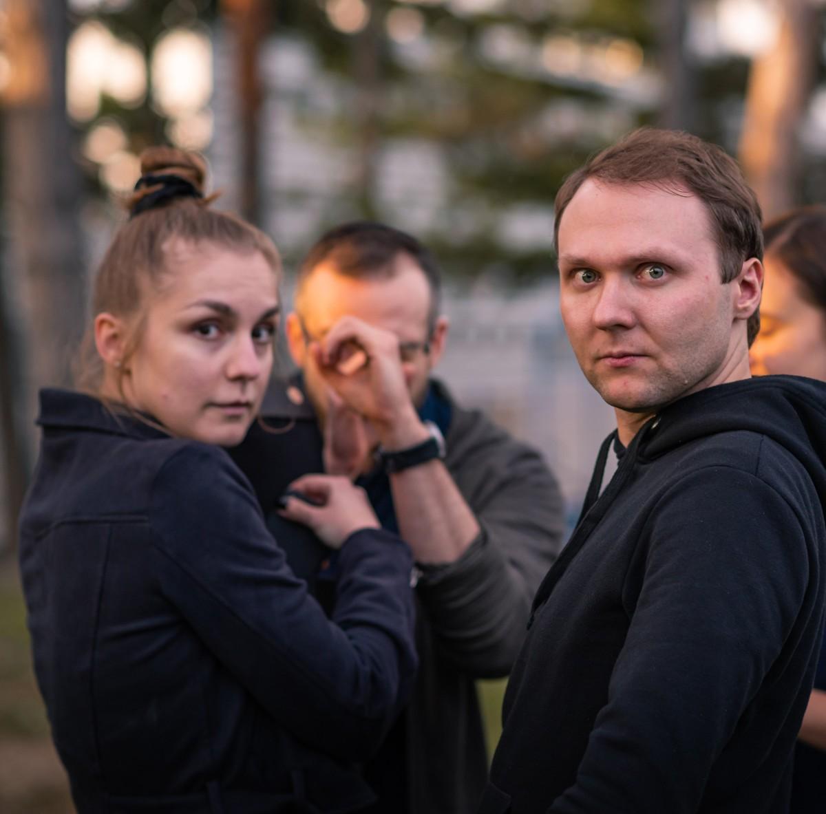 FlyingArchitercure team