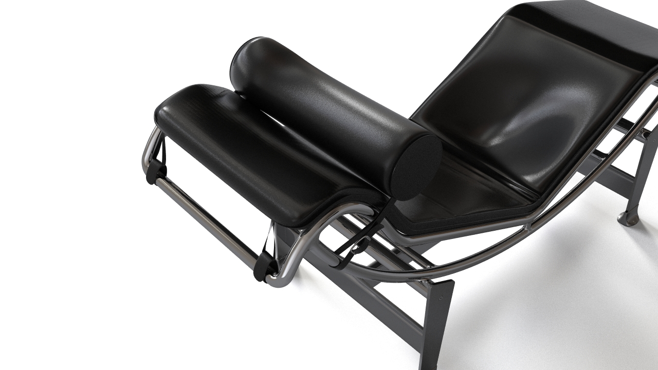 Lc4 chaise lounge by le corbusier flyingarchitecture for Les 3 suisses chaises