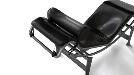 LC4 chaise lounge by Le Corbusier