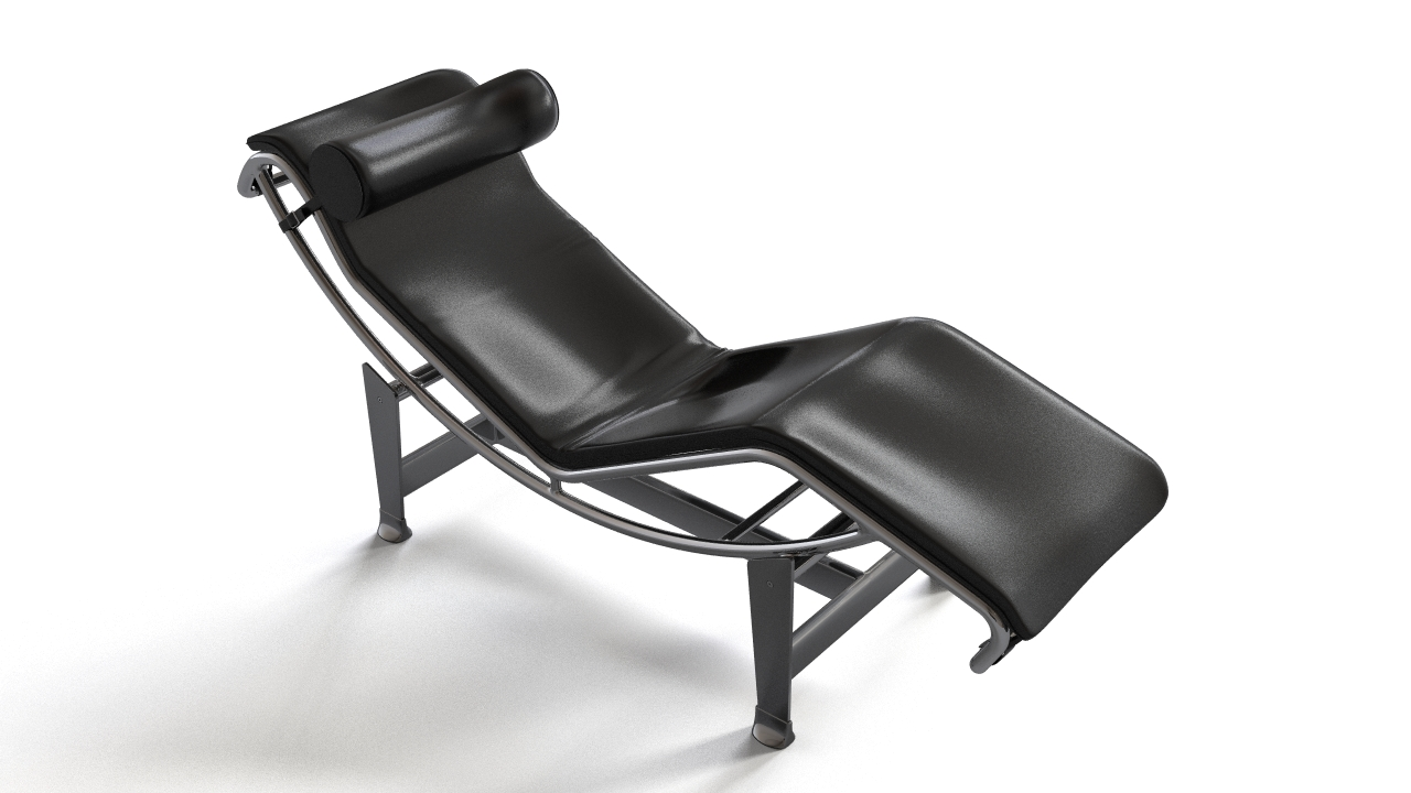 le corbusier chair lc4 chaise lounge by le corbusier flyingarchitecture 12818