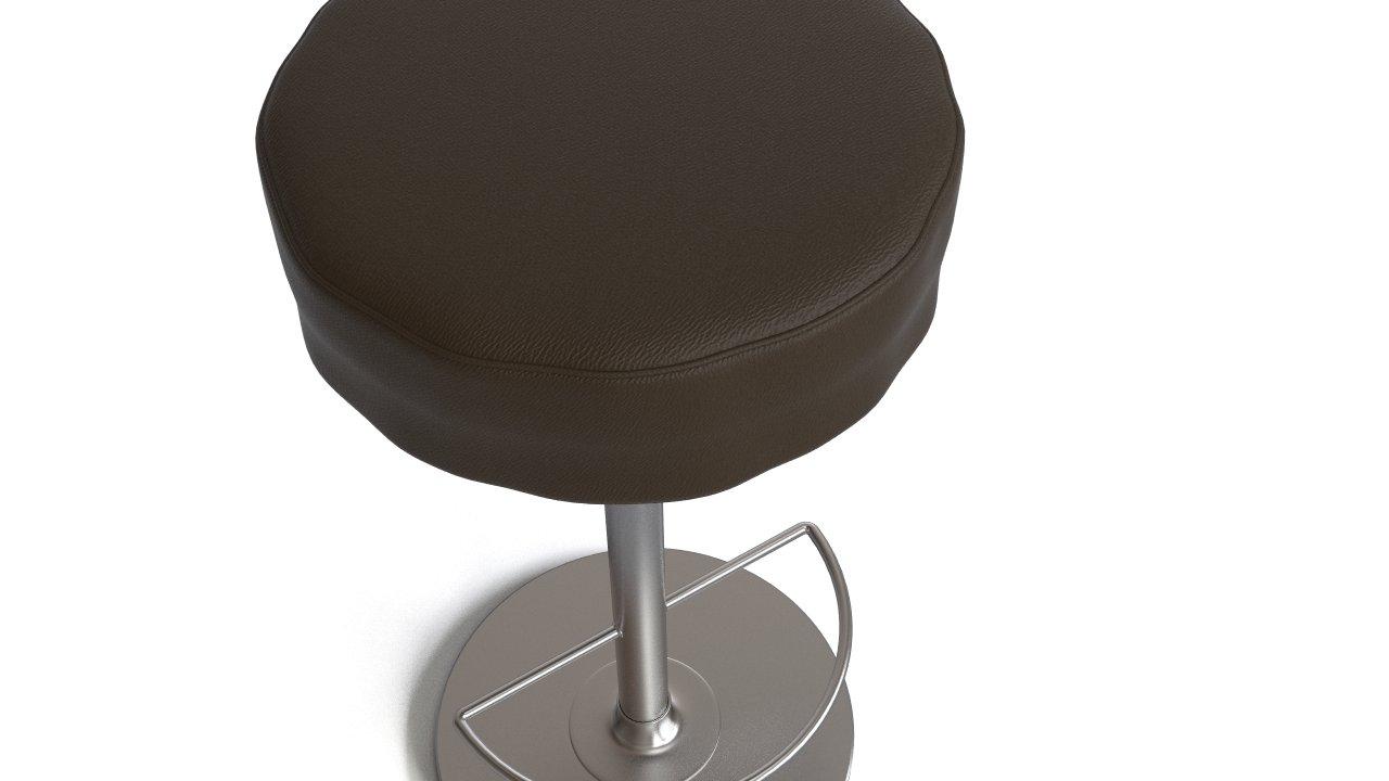 Leather bar stool  sc 1 st  FlyingArchitecture & Leather bar stool | FlyingArchitecture islam-shia.org