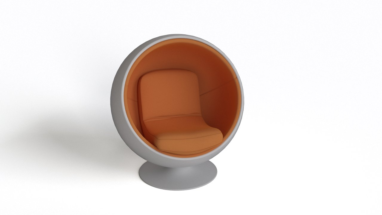 Ball chair by Eero Aarnio | FlyingArchitecture