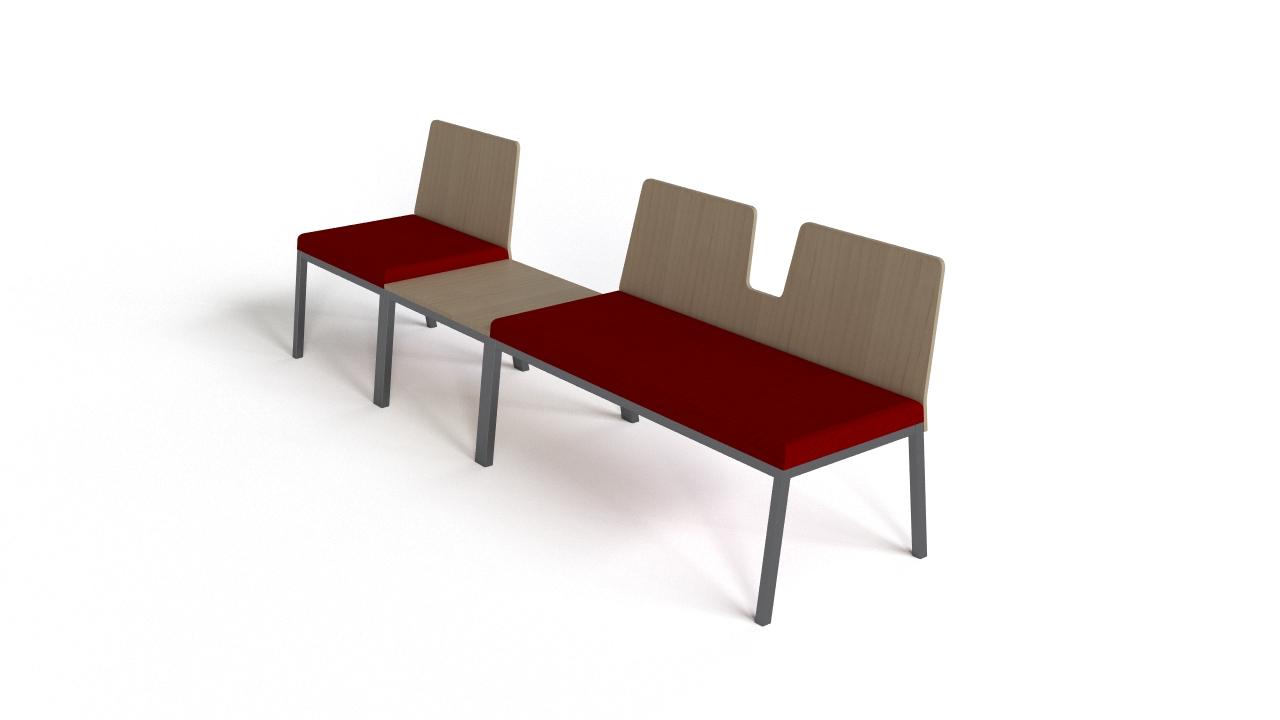 Martela Grip lounge
