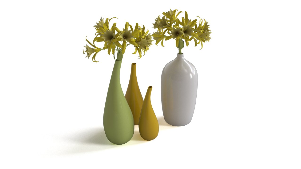 Middle vases by ASA