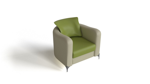 Noblee Dempo armchair
