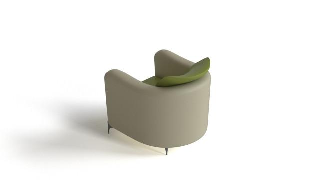 Noblee Dempo armchair
