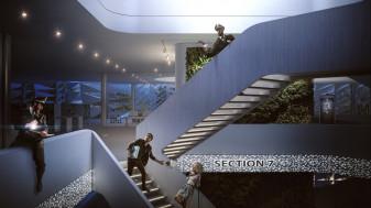 Library: Night Interior Postproduction