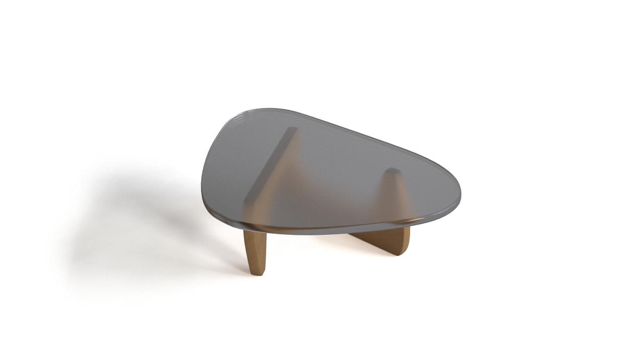 Noguchi Coffee Table Flyingarchitecture