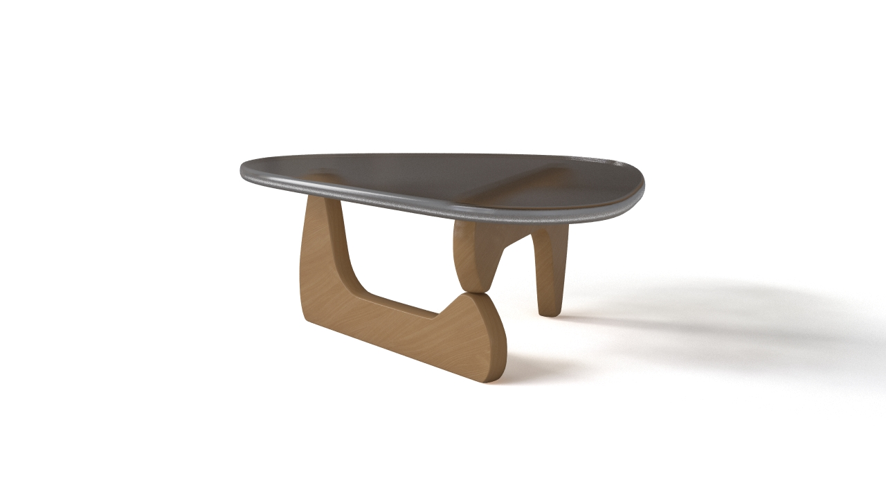 Noguchi Coffee Table Flyingarchitecture