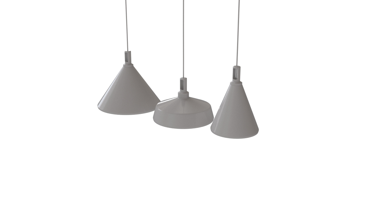 Nonla design lamps