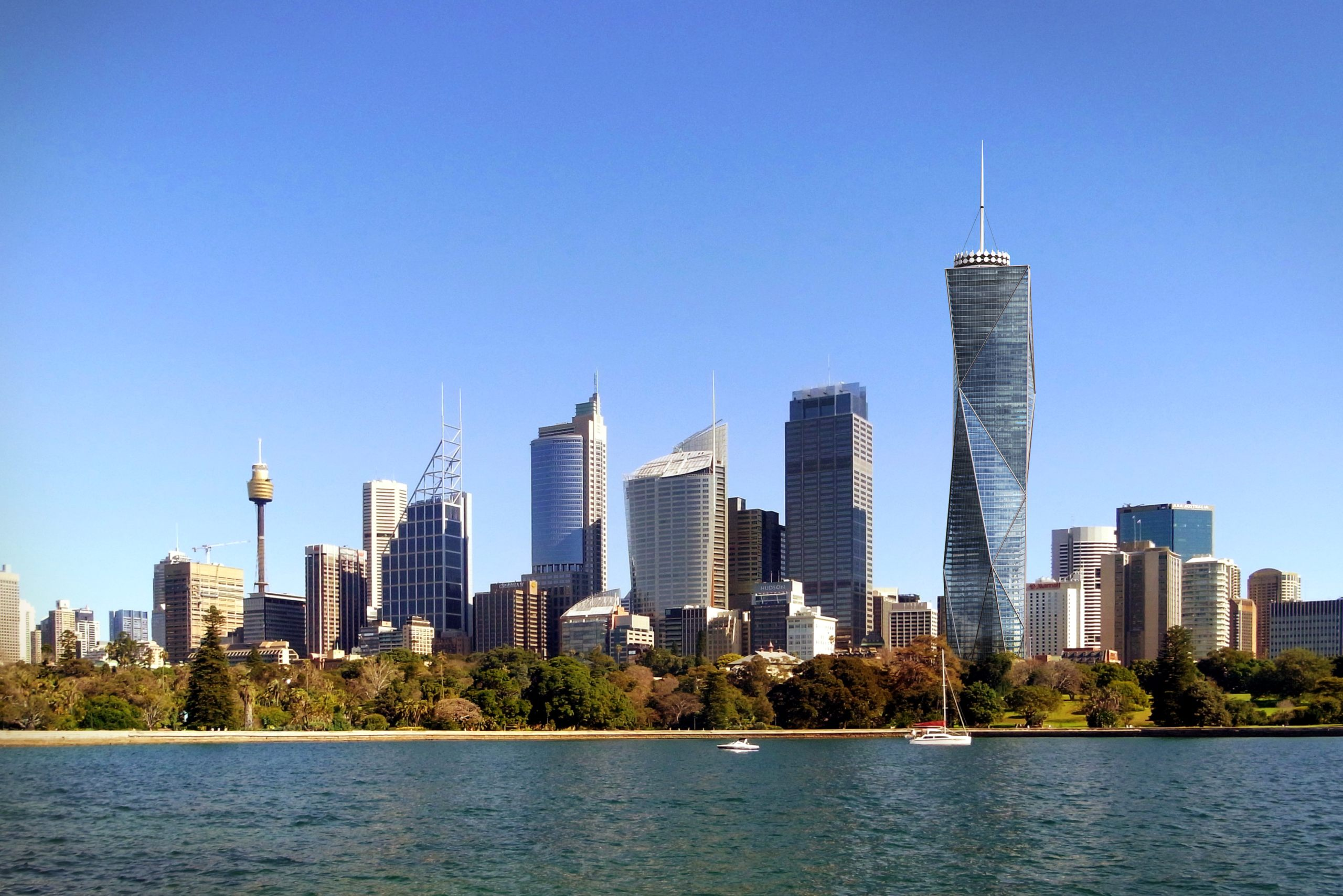 Tallest Sydney skyscraper