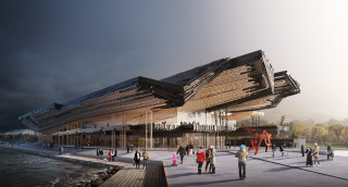 Guggenheim Museum competition – Helsinki