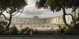 Cyprus Museum competition - Exterior
