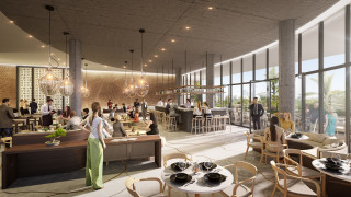 Miami and it's new rooftop Michelin star restaurant