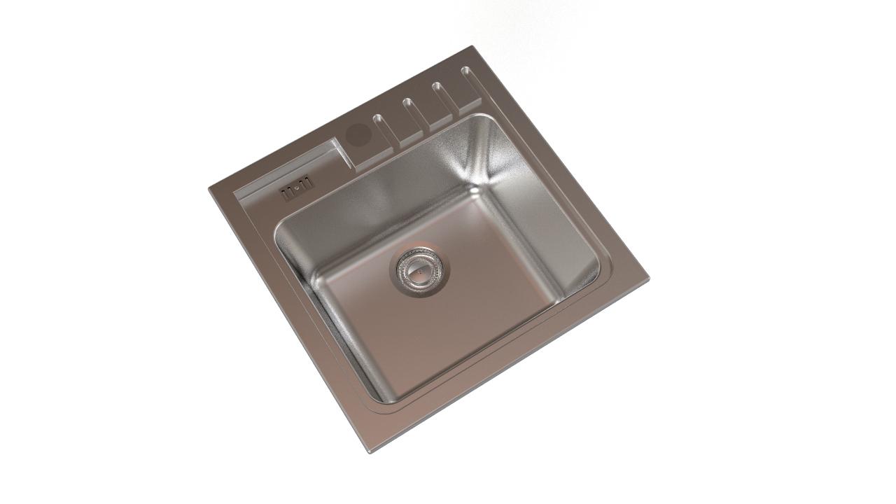 Aleveus Niagara 3D Sink