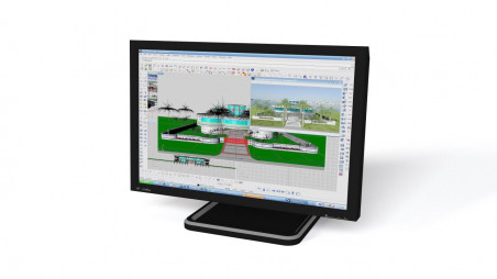 PC Monitor by HP