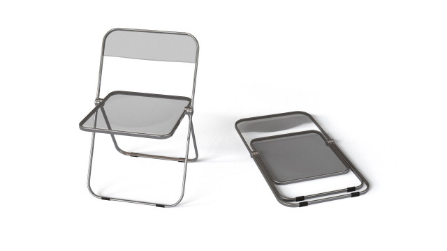 Piretti Plia chair (1969)