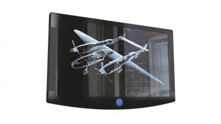 Plasma Superslim HDTV