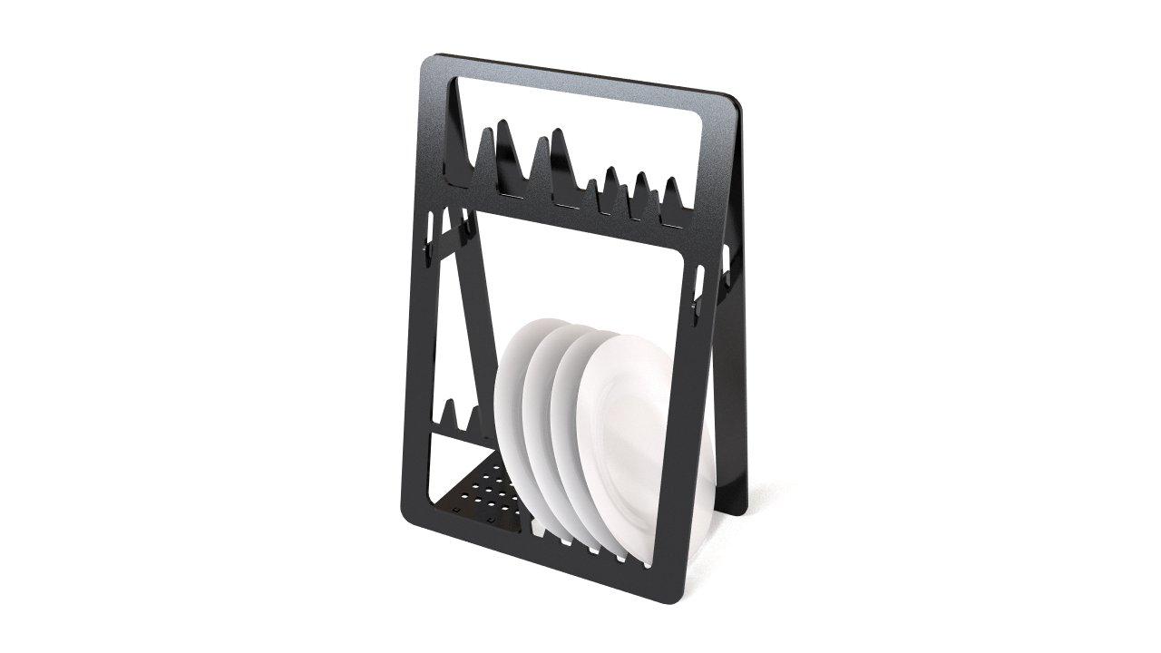 Modern plate dryer