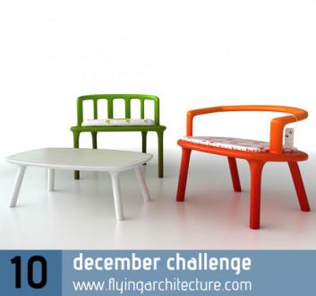 December challenge winners announced!
