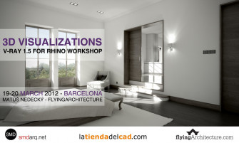 3D Visualizations Workshop in Barcelona