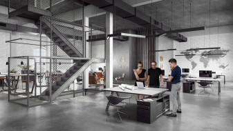 Office scene is now available