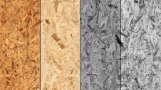 OSB Wood panel