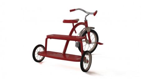 RF retro tricycle