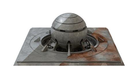 Galvanized steel minipack