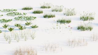 Wild grass - Plants Kit vol. 3