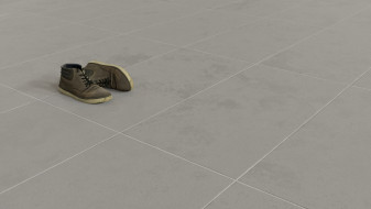 Concrete floor tiles 01