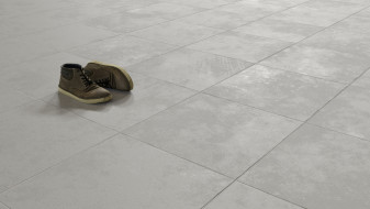 Concrete floor tiles 02