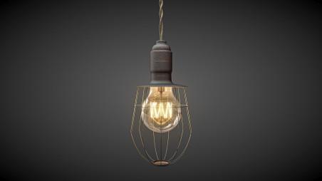 Vintage Bulb Light
