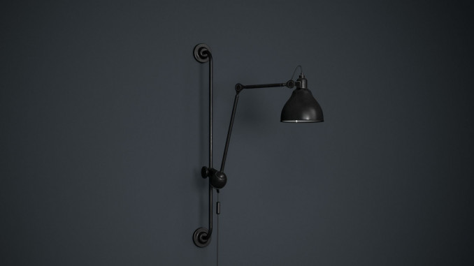 Old metal lamps pack