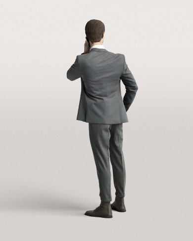 3D Business people - Man 05
