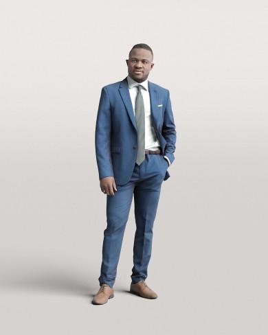 3D Business people - Man 06