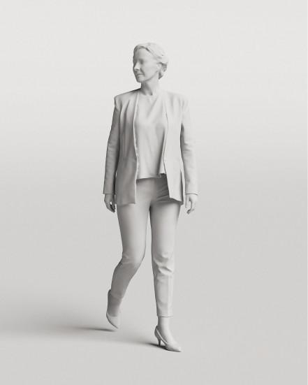 3D Elegant people - Woman 03