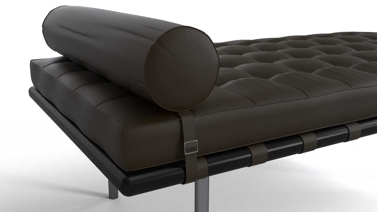 Chaise Brno Mies Van Der Rohe barcelona daybed - mies van der rohe | flyingarchitecture