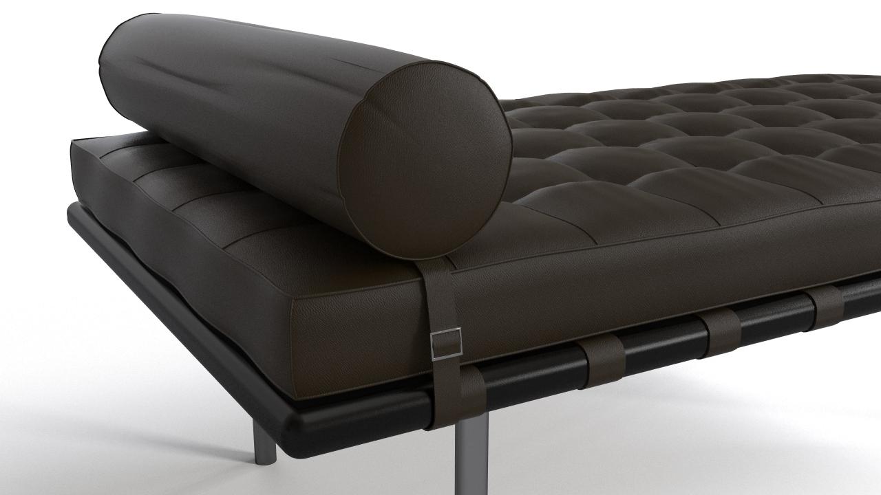 barcelona mies van der rohe designer sessel barcelona l. Black Bedroom Furniture Sets. Home Design Ideas