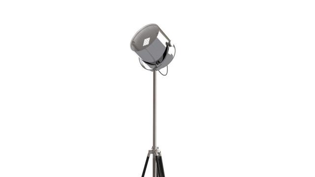 Sergeant lamp
