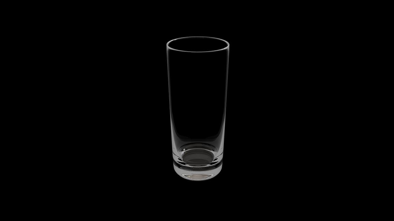 Glass model number 9