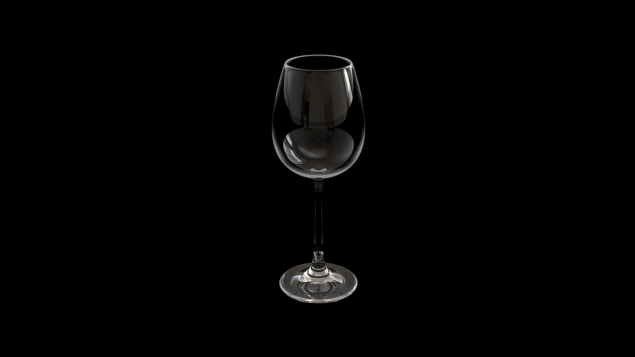 Glass model number 10