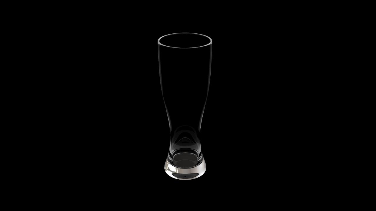 Glass model number 12
