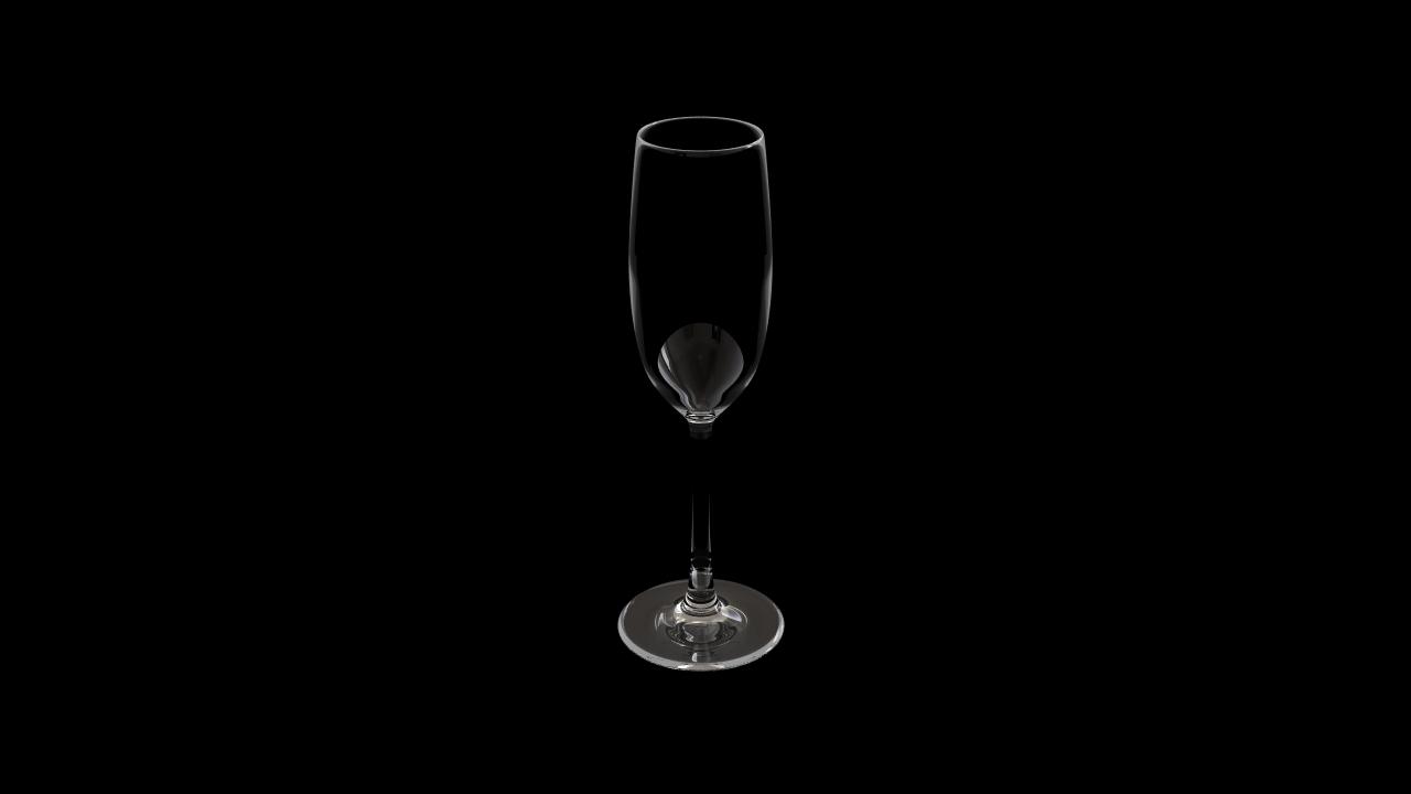 Glass model number 13