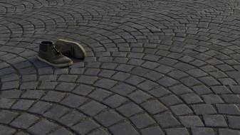 Cobblestone paver 01
