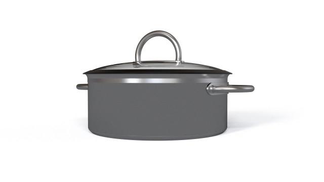Small kitchen pot