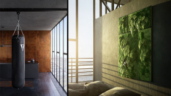 Coastal loft