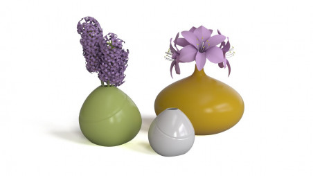 Small vases by ASA