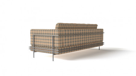 Ecosse-style granny's sofa