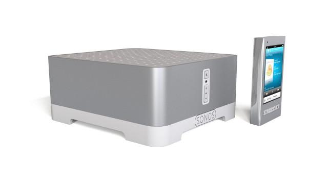 Sonos - musical server